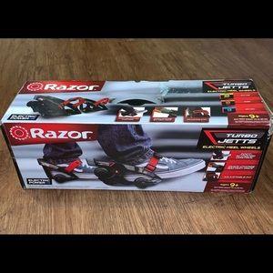 Brand New Razor Turbo Jetts